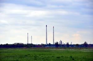 Erdgasaufbereitung in Voigtei (ExxonMobil)